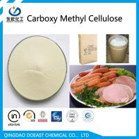 Buy cheap Odorless CMC Food Grade Carboxylmethyl Cellulose 9004-32-4 With Non Toxic from wholesalers