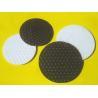 China Light Weight PTFE Teflon Sheet , Non-Flammable Black PTFE Slide Bearing wholesale