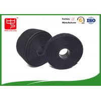 China Reusable Self Adhesive Hook And Loop Tape With 100% Nylon Material on sale