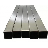 China ASTM A554 SS304 Mirror Polished 100*100*5*6000mm Industrial Stainless steel square tube wholesale