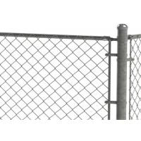 """China 1 7/8"""" HDG Chain Link Fence Band To Tension Bar wholesale"""