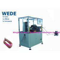 China Starter Flat Wire Forming Coil Winding Machine With Straightening Device wholesale
