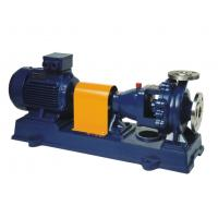China IHF Centrifugal Chemical Pumps , High Head Industrial Chemical Pumps18-58m3/h wholesale