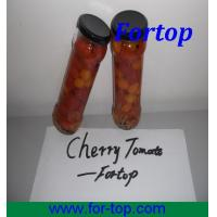 China Best Canned Marinated Cherry Tomato in Fresh Tomatoes wholesale