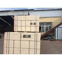 Quality Door Core Plywood LVL Lumber Timber Poplar Material With E2 Glue for sale