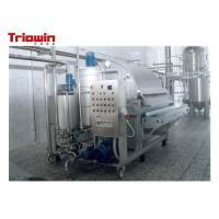 China 300 Tons / Day Fruit Juice Processing Equipment  / Date Processing Plant Wth Date Refine wholesale