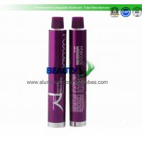 China Pharmaceuticals Aluminum Cosmetic Tubes Silk Screen Printing Corrosion Resistant on sale