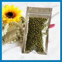 China Plastic 3 layers Laminated reclosable plastic bags standing food doypack on sale