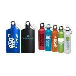 China Promotion Sport Wholesale Aluminum Water Bottle Sublimation Bpa Free 500ml Sports Aluminum Drinking Water Bottle on sale