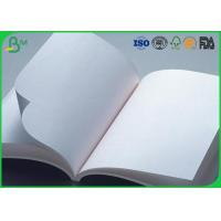 China White Uncoated Offset Printing Paper  60g 70g 80g For A4 A3 A5 Size wholesale