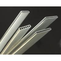 Multi - Port Extrusions / Microchannel Aluminum Extruded Tubes 1100 / 3003 / 3102 Manufactures