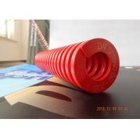 Motorcycles Red Small Mold Spiral Spring With Oversized Compression