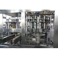 China 2 In 1 Monoblock Edible Oil Filling Machine / Sunflower Cooking Oil Filling Machine wholesale