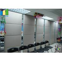 Operable Sound Proof Office Partition Walls Manufactures
