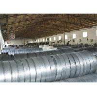 China Heavy Zinc Coated Spiral Razor Barb Wire Mesh 500mm Outside For Privatd Area wholesale