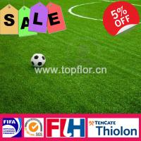 China Low Price Anti-UV Sports Soccer Field/ Playground Artificial Grass on sale