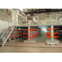 China Supply Chain 800 mm Length Cantilever Storage Racks 100 Kg Upright Load wholesale