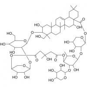 China Tubeimoside B 98% HPLC, CAS No.: 115810-12-3,Tubeimoside II, Bolbostemma paniculatum Extract, Shaanxi Yongyuan Bio-Tech wholesale