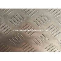 Buy cheap 1000*2000 Pointer Pattern 1060 Aluminum Anti Skid Plate from wholesalers