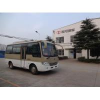 China Star Type Luxury Travel Buses , Diesel City Sightseeing Bus 15 Passenger wholesale