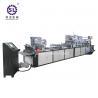 China High Speed sealing cutting plastic zipper bag making machine with slider wholesale