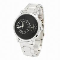 China Metal Watch with Alloy Case and Strap New Style on Market wholesale