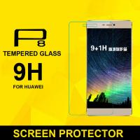 China 0.33mm Oil-proof Tempered Glass Screen Protector For Huawei Ascend p8 wholesale