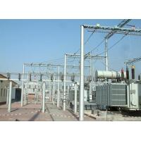 China Substation structure, substation architecture for steel tower wholesale