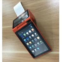 China ZKC901 android tablet pc with 3g wifi nfc/rfid scanner printer proovide free pos SDK on sale