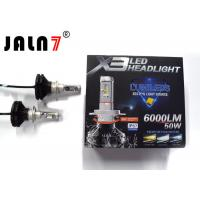 China Automotive Led Headlight Bulbs , High Intensity Headlights Replacement Headlights wholesale