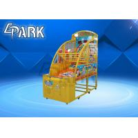 China Coin Operated Arcade Basketball Shooting Machine / Capsule Toy Prize Indoor Sports Vending Game Machine on sale