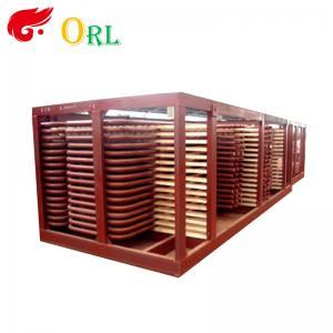 China Low Pressure Boiler Super Heater Alloy Steel , Pendant Superheater Customized wholesale