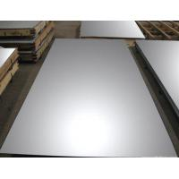 China Mirror Finished Cold Rolled Stainless Steel Sheet for Decorative Material wholesale