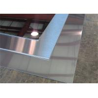 China 316L 316 304 201 Stainless Steel Sheet 600-2500mm Width SGS Approval wholesale
