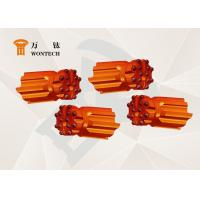 China High Safety Water Well Drilling Tools DTH Hammer Bits R25/R32 Painted wholesale