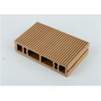 China Fiber Plastic Wood Polymer Composite Siding , Outdoor Composite Wood Board wholesale