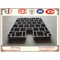 China Huch Cr19Ni39Nb alloy steel tray Castings for Heat-treatment Furnaces EB22067 wholesale