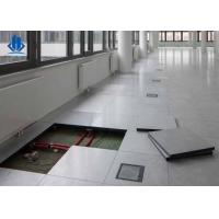 China Antistatic 600*600mm Wooden Raised Floor Replacement Tiles HPL Surface wholesale