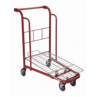 China Cusstomer Logo Cargo Trolley Cart 180 Litres Volume Air Bubble Film Packing on sale
