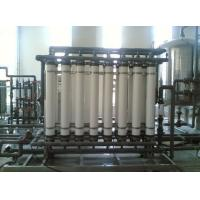 China Stainless Steel Water Treatment Systems For Mineral Water 20Tons Per Hour wholesale