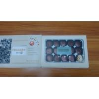 China Button control lcd video greeting card for Birthday / Wedding / seminar  Invitation on sale