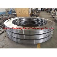 China Welding And Machining Plate UT / PT Alloy Steel Casting wholesale