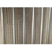 China 0.45m Width 3m Length Galvanized HY Rib Mesh   For Building 0.18mm wholesale