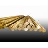 China SGS Square Brass Rod , Hexagonal Brass Rod C3602 C3603 C3604 C3605 C3712 C3771 wholesale