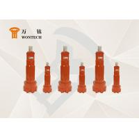 China Tungsten Carbide Bore Well Drill Bits , Geothermal Drill Bits Great Technology Control wholesale