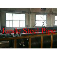 China Helix Submerged Arc Welding pipe API 5L PSL2 with outseide diameter of 1220mm x 25mm with CE ,ISO ,PED certificate wholesale
