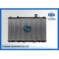 China PA66 Plastic Tanks Toyota Camry Radiator Replacement 755*33/48*5*4*R9 Fit CAMRY wholesale