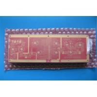 China 10 Layer RF PCB With RO4350B and FR-4 Combined on sale