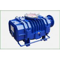 China High Performance Roots Vacuum Pump Low Noise Three - Leaf Line Structure wholesale
