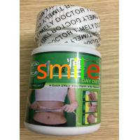 China Quick Effect No Harm No Rebound Slimming Capsules / 1 Day Diet Weight Loss Capsules wholesale